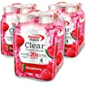12-Pk Premier Protein Clear Drink in Raspberry