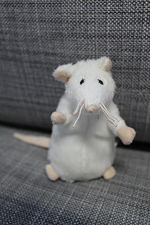 Ikea Ratón Blanco Peluche – Peluche – Peluche – gosig Mus