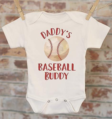 Softball Daddy Onesie