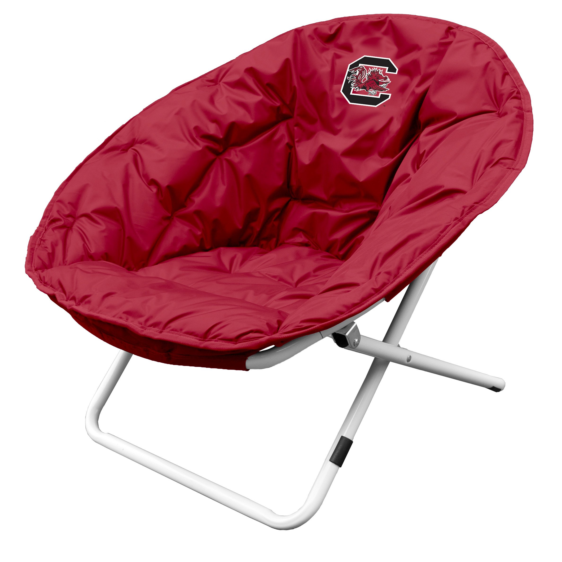 NCAA South Carolina Fighting Gamecocks Sphere Chair by Logo Brands (Image #1)