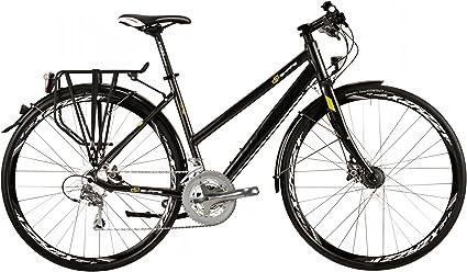 Corratec Shape Urban Disc One - bicicletas trekking Mujer - negro ...