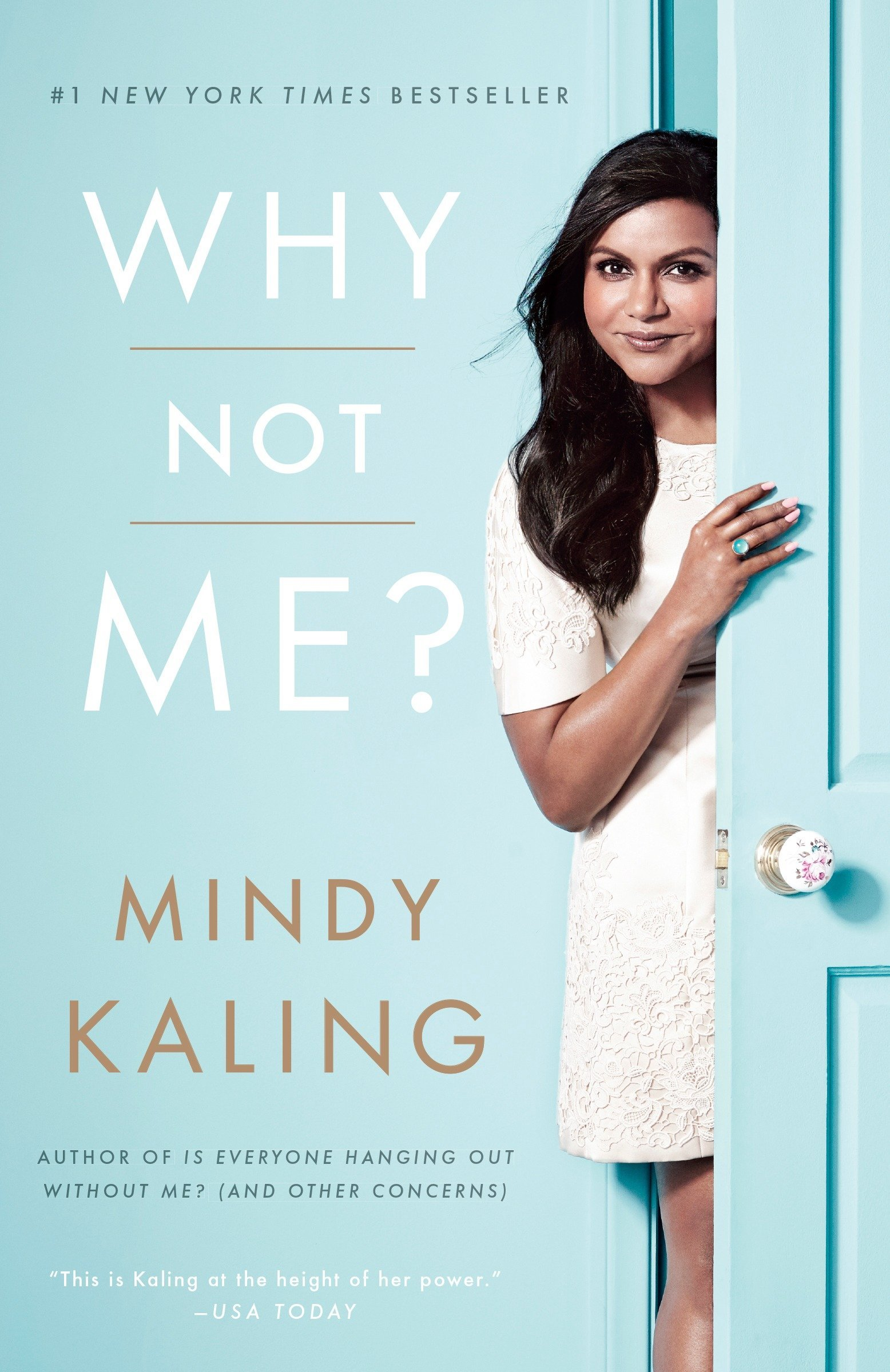 Why Not Me Kaling Mindy 9780804138161 Amazon Com Books