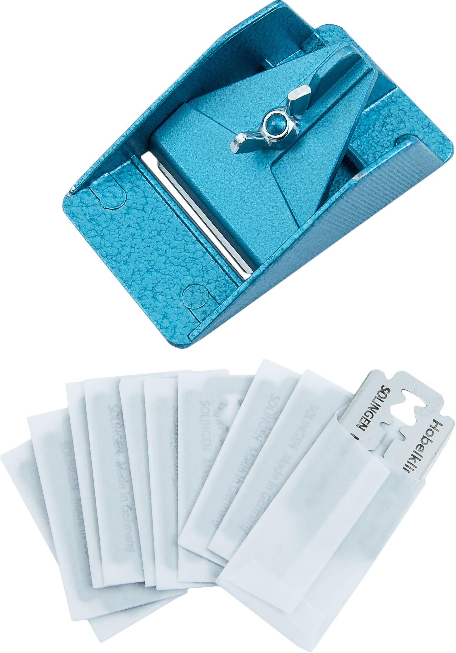 Connex COXT898000 Pocket Plane Spare Blades, Set of 11 Pieces