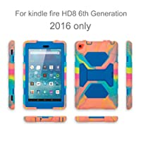 KIDSPR Case for All-New Amazon FIre HD 8 Tablet