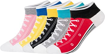 KONY Funny Fashion Low Cut Socks