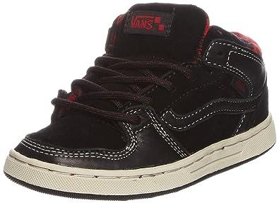 5f840c7038 Vans Kids Edgemont (Baxter Mid) Fashion Sports Skate Shoe  Amazon.co ...