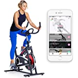 fitbill B613 Smart Indoor Cycling Bike Exercise Bike with Bluetooth Sensor & Fitness App