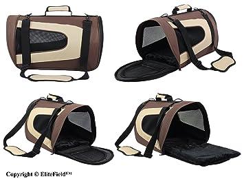 Amazon.com: Porta mascota EliteField, varios tamaños ...