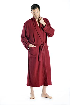7e50c85437 Pure Cashmere Full Length Robe for Men at Amazon Men s Clothing ...