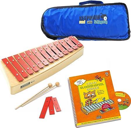 Keepdrum Sonor Glockenspiel Sonor NG-11 MB02 Tasche
