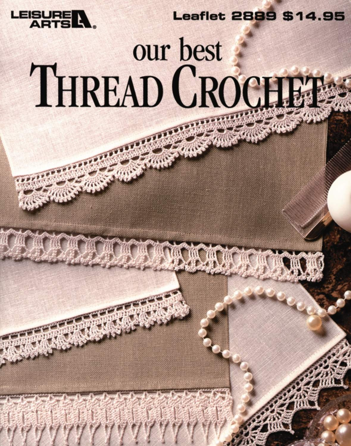 Download Our Best Thread Crochet (Leisure Arts #2889) ebook