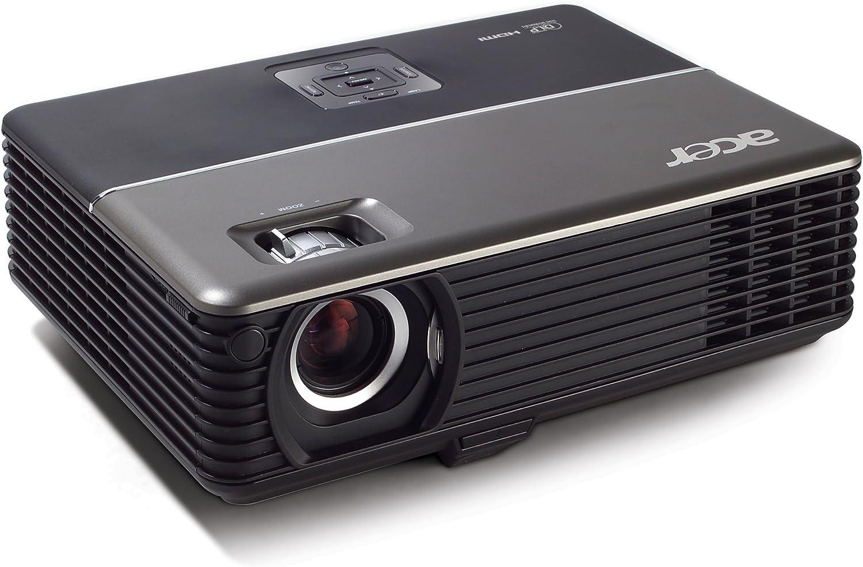 Acer P5370W - Proyector (3000 lúmenes ANSI, DLP, WXGA (1280x800 ...
