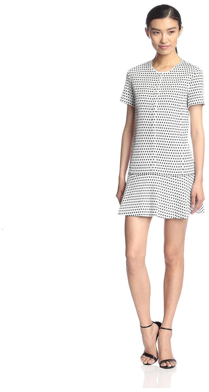 a0fb72390b Nina Ricci Women s Jacquard Dot Dress