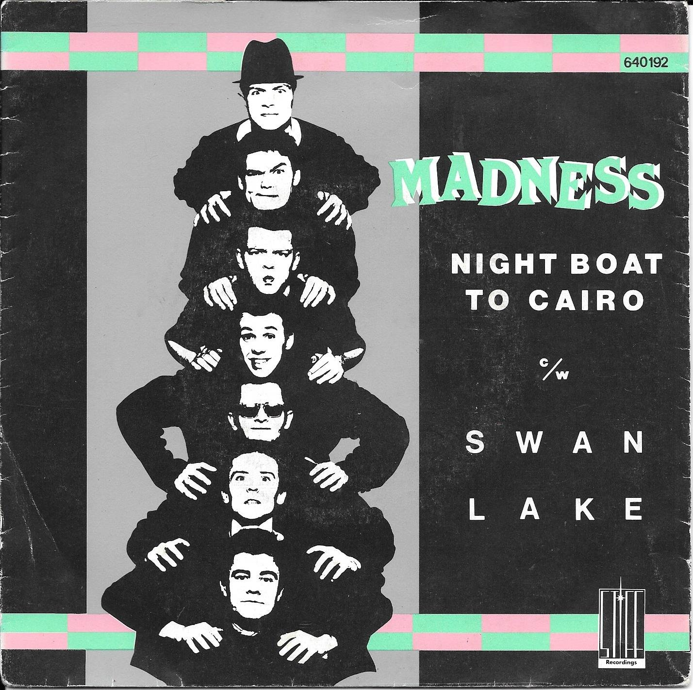 BUY 71 Night boat to Cairo Madness