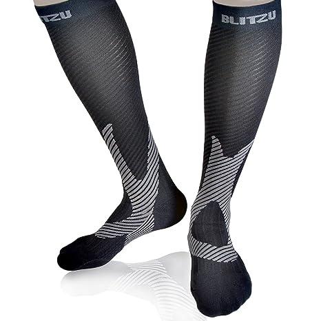 Review Blitzu Compression Socks 20-30mmHg