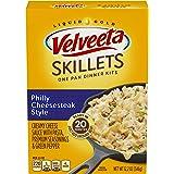 Velveeta Cheesy Skillets, Philly Cheesesteak, 12.2 Ounce