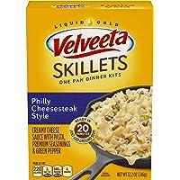 Velveeta Skillets Philly Cheesesteak Style Dinner Kit (12.2 oz Box)