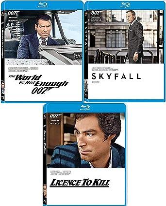 Amazon com: Triple-Bond Spy Movies Skyfall Daniel Craig 007 James