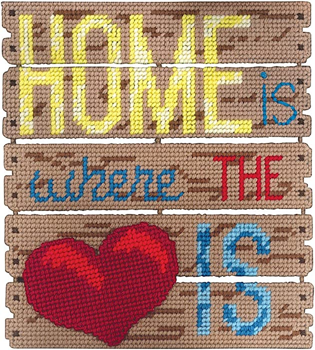 Top 7 Home Is Where The Heart Is Cross Stitch