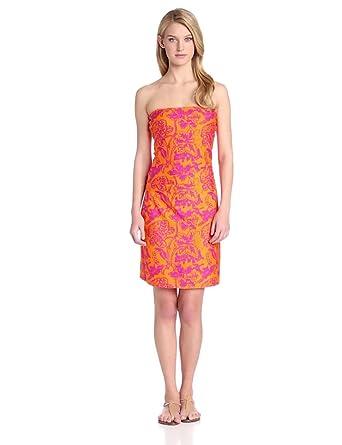 Amy Matto Women's Beach Dress, Barbados, Medium