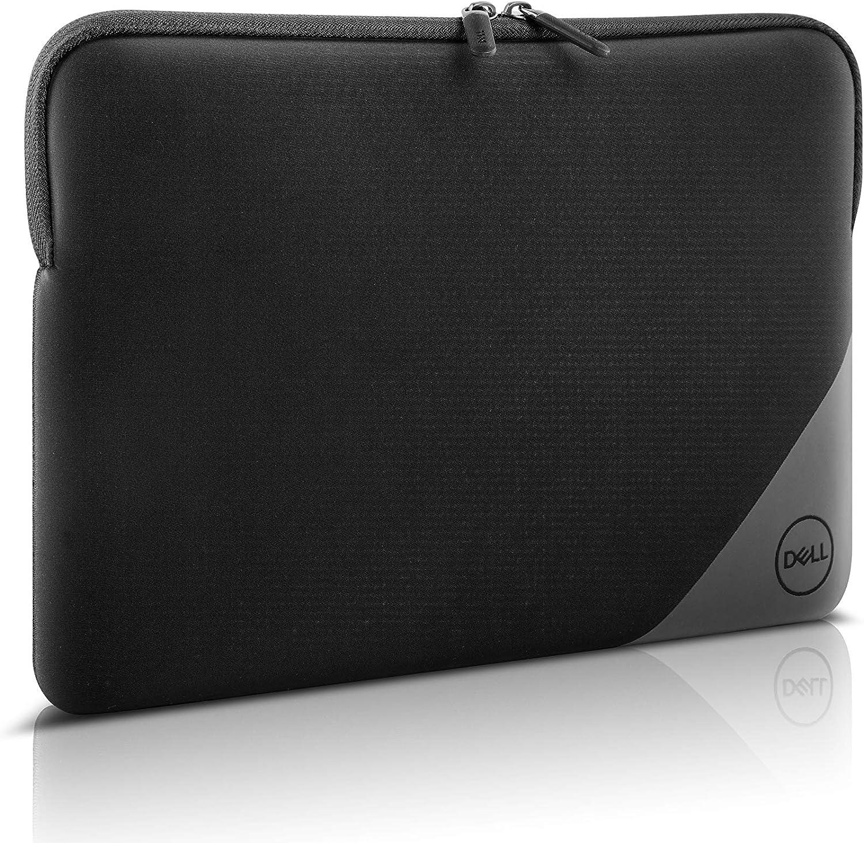 DELL ES1520V Notebook Bag 38.1 cm (15 Inches) Black/Green - Laptop Bags (Heather, 38.1 cm (15 Inches) Black/Green