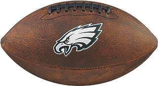 Wilson Ballon de football américain pour enfant Philadelphia Eagles Gulf Coast Sales WTF1539XBPH