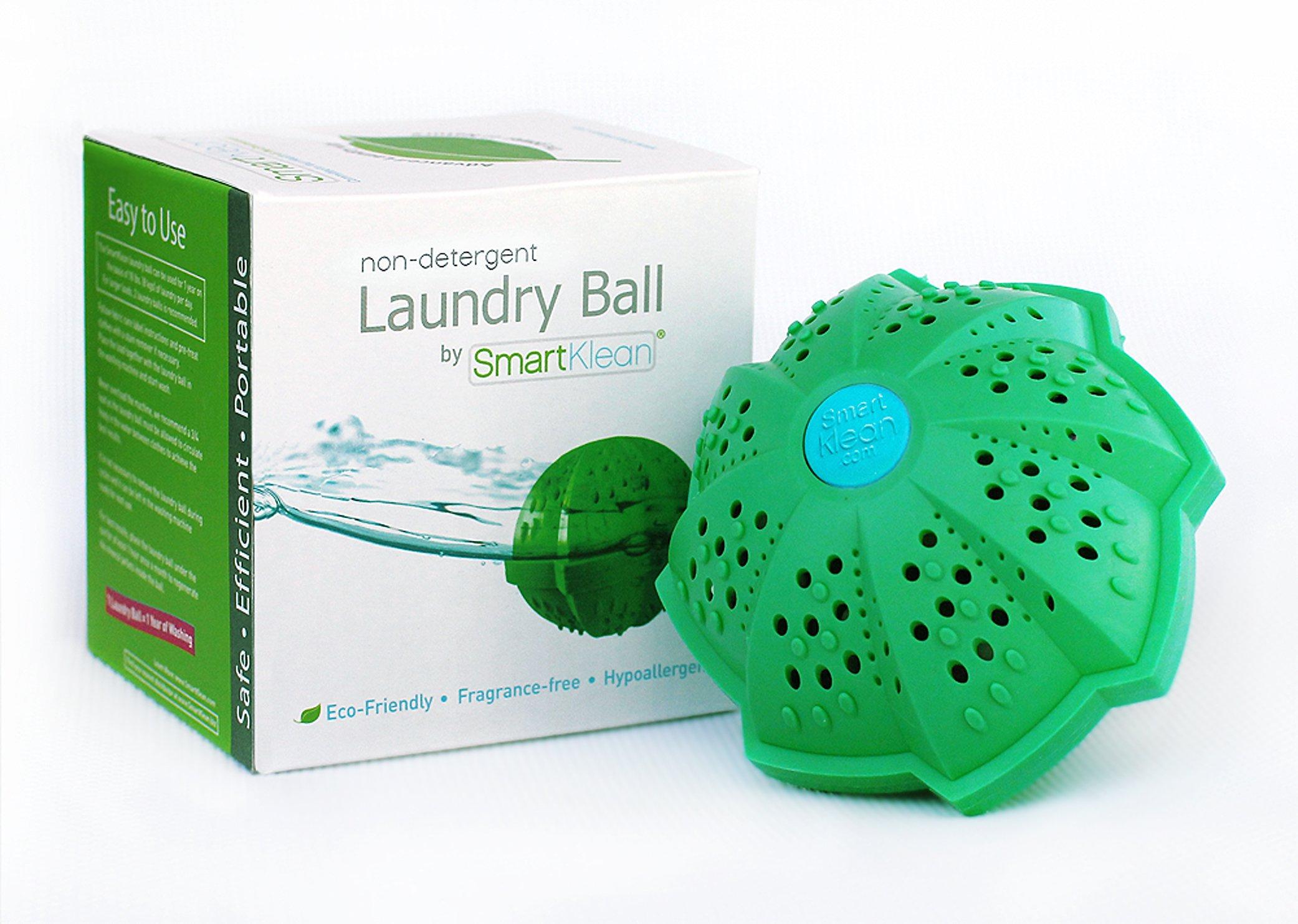 SmartKlean Laundry Ball, Detergent Alternative - Case of 12
