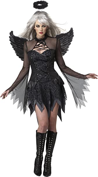 California Costumes Fallen Angel Dress Costume: Amazon.ca: Clothing &  Accessories