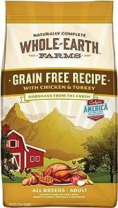 Whole Earth Farms Grain Free Dry Dog Food