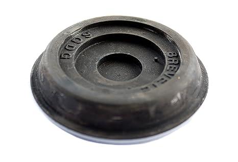 Glisdome - Discos redondos para mover muebles y elementos pesados (60 mm)