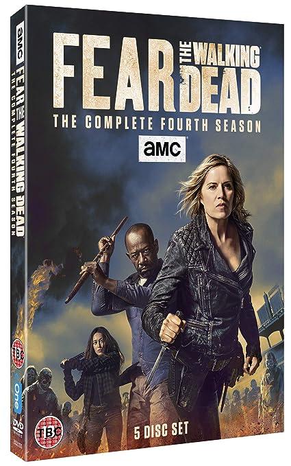 Amazon.com: Fear The Walking Dead Season 4 [DVD] [2018]: Movies & TV