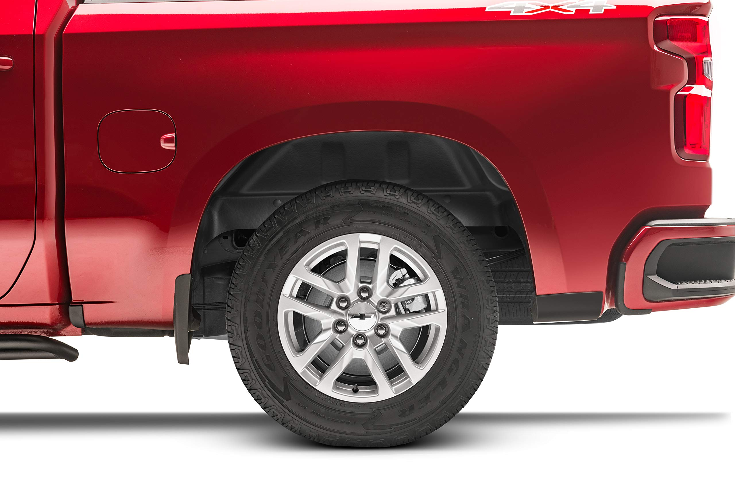 Rugged Liner Wheel Well Liners | WWC19 | fits 2019 Chevy Silverado 1500, New Body Style by Rugged Liner