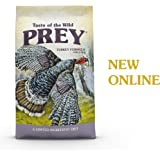Taste of The Wild Prey Turkey Formula for Cat with Limited Ingredients 6.8kg