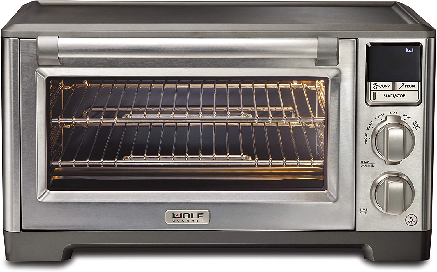 Wolf Gourmet WGCO170S Elite Countertop Convection Oven