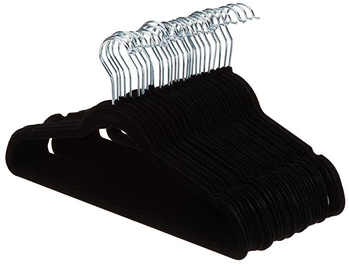 Top 9 Amazonbasics Wood Hangers 30 Pack