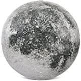 WELLDONE Education Gift Remote Control Moon In MY Room Wall Light Lamp