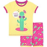 Harry Bear Pijama Corta para niñas Cactus