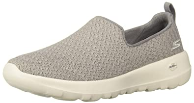 67c4e4e2dff90 Skechers Performance Women's GO Walk Joy-15635 Sneaker,gray,5 ...