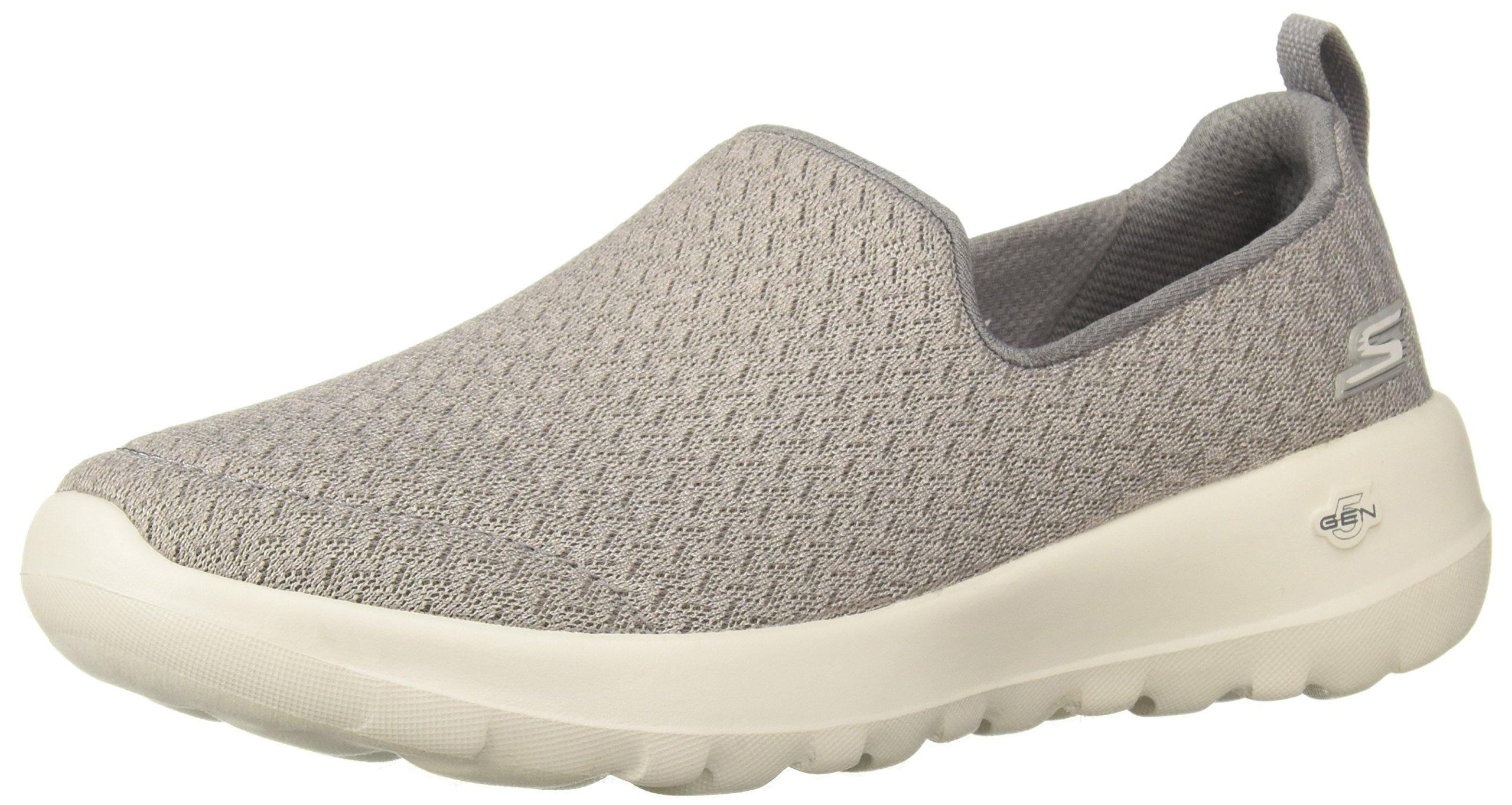 Skechers Performance Women's Go Walk Joy-15635 Sneaker,Gray,9 M US