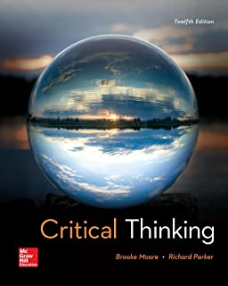 critical thinking moore   th edition international