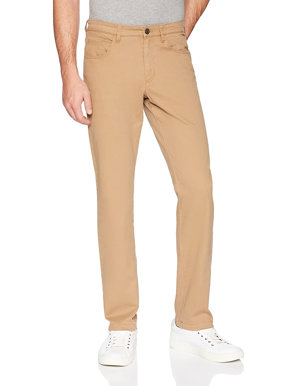 Goodthreads Mens Slim-Fit 5-Pocket Comfort Stretch Chino Pant Brand