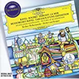 Ravel: Bolero;  Debussy, Mussorgsky / Karajan, Berlin Philharmonic Orchestra