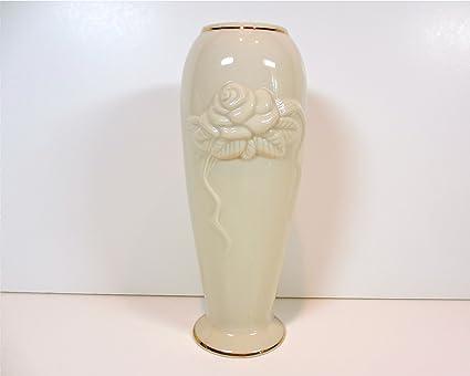 Amazon Lenox Rose Blossom Vase Home Kitchen