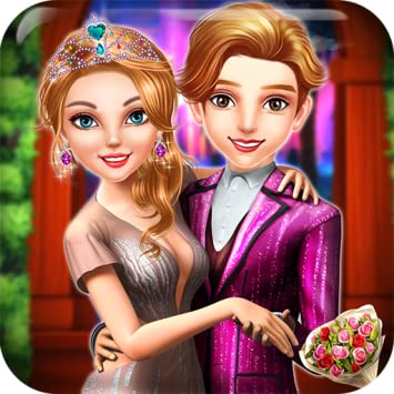 Amazoncom High School Prom Queen Date In This Free Game Love