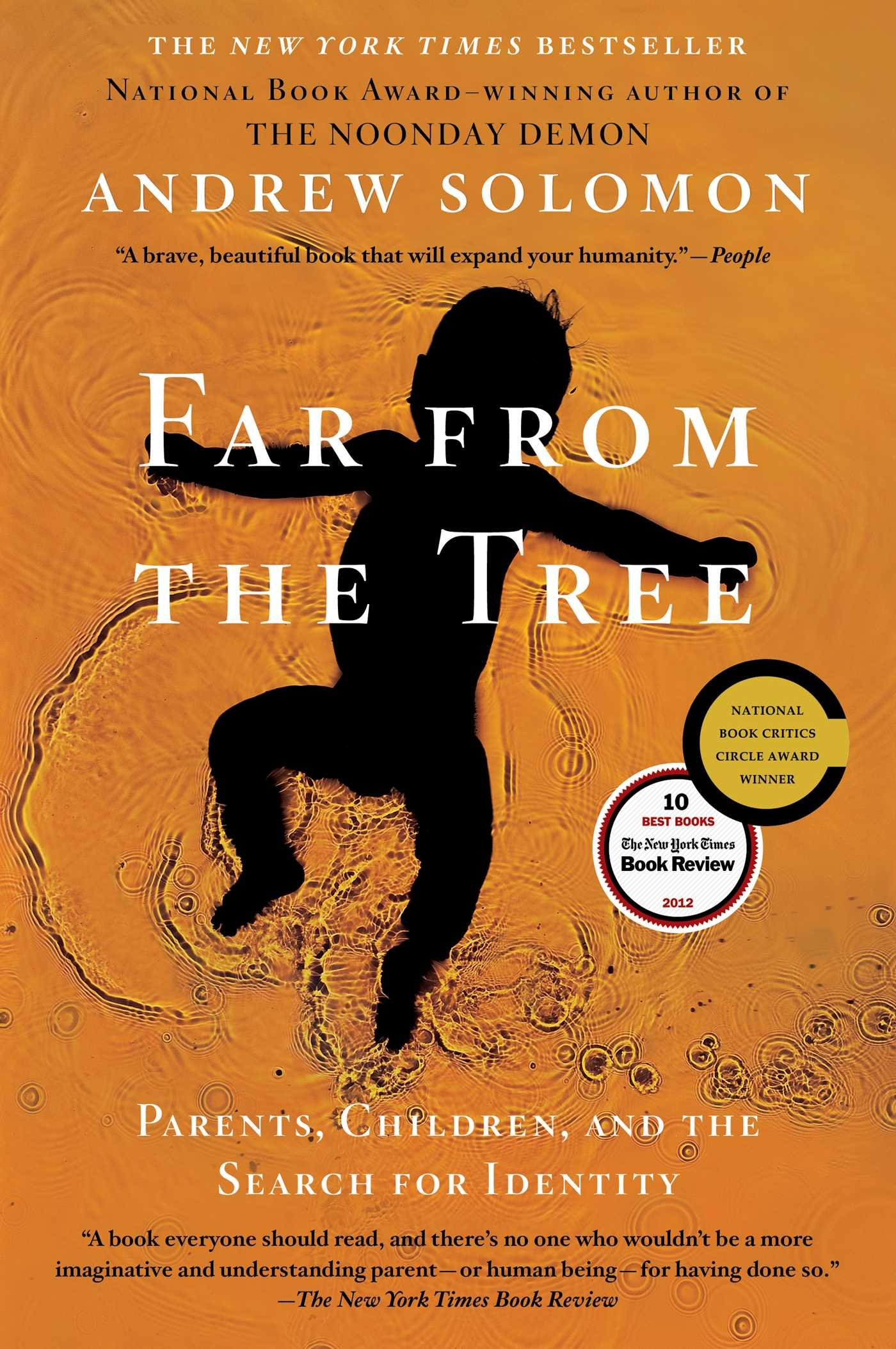 far from the tree parents children and the search for identity
