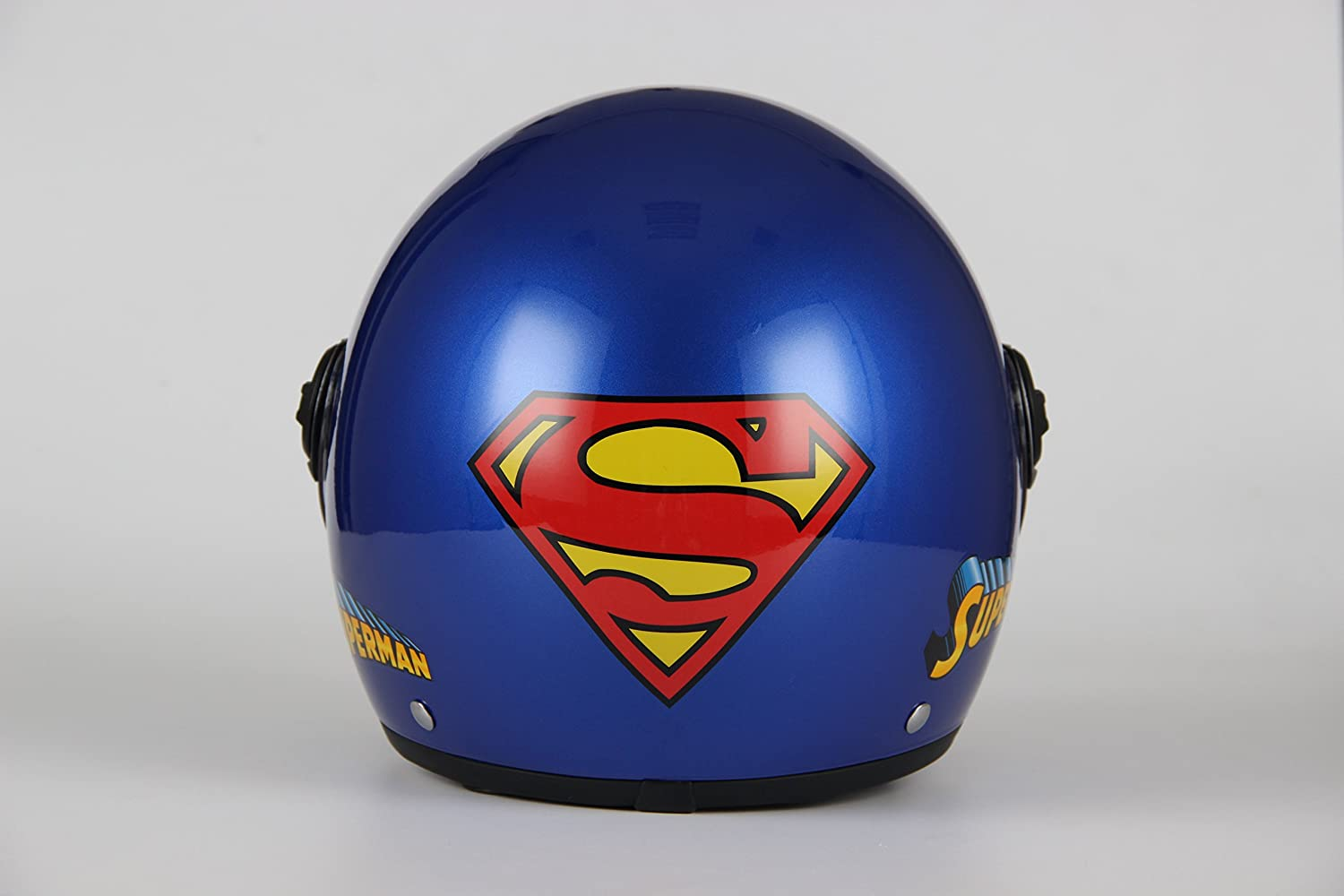 Amazon.es: BHR 34054 Casco 713 Superman niño azul, talla YM (51/52), color azul, talla YM