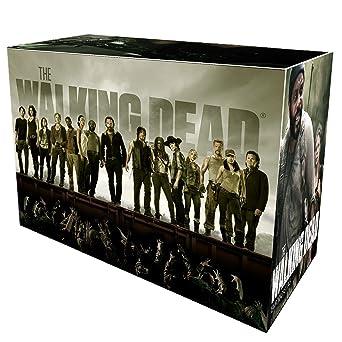 Amazon.com: The Walking Dead En Espanol Temporada 1-5 (DVD Region 1 ...