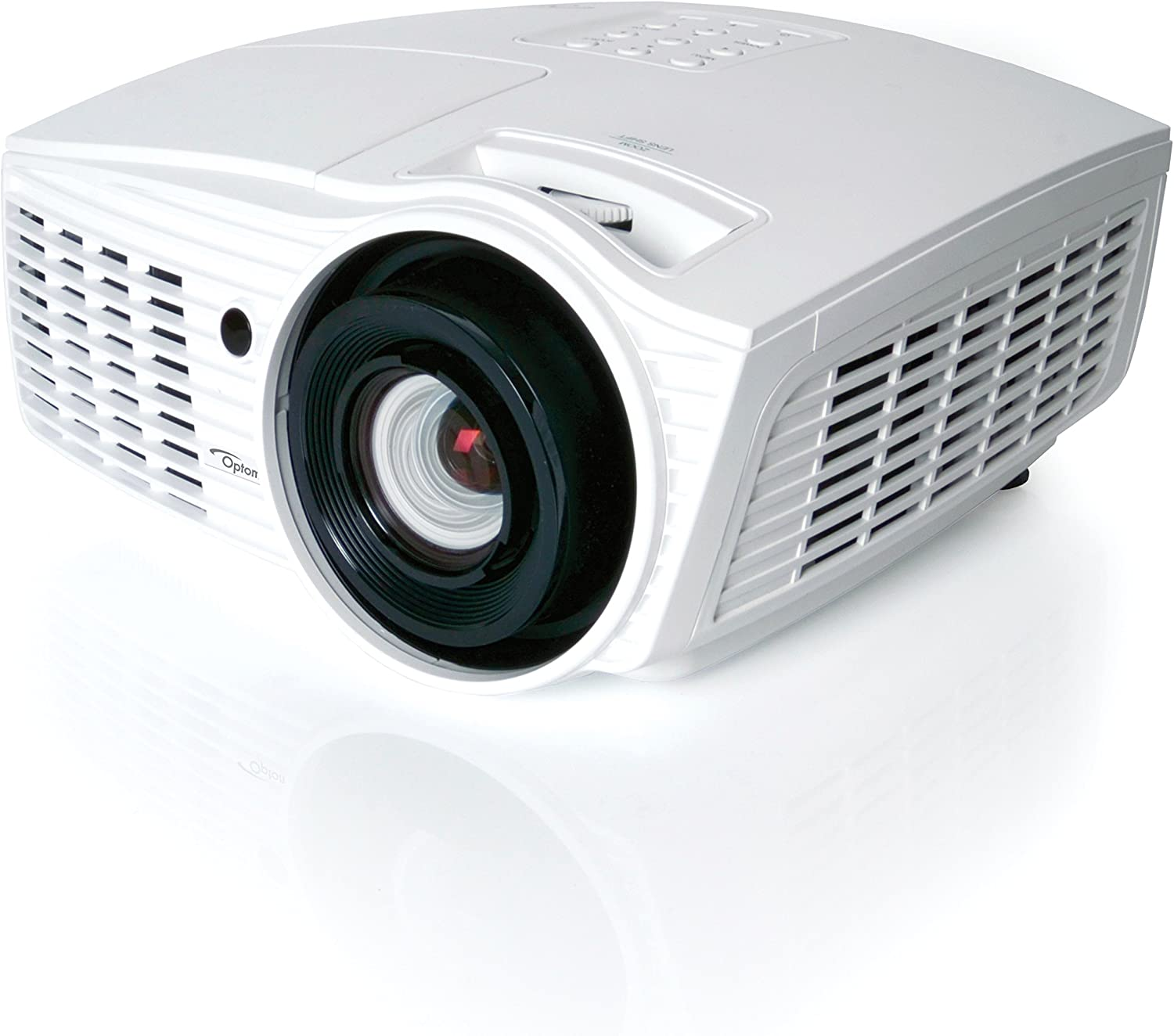 Optoma HD161X Video - Proyector (2000 lúmenes ANSI, DLP, 1080p ...