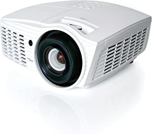 Optoma HD161X 1080p 3D DLP Home Theater Projector