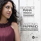 Beatrice Rana, Orchestra dell' Accademia Nazionale di Santa Cecilia / Antonio Pappano